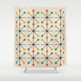 Midcentury Pattern 02 Shower Curtain