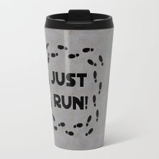 Just Run! Travel Mug