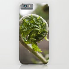 Christmas Fern Slim Case iPhone 6s