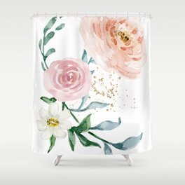 Rose Arrangement No. 1 Shower Curtain