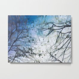 The Winds of Change Metal Print