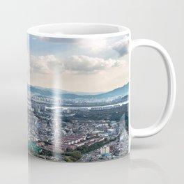 Seoul from Namsan Mountain Coffee Mug