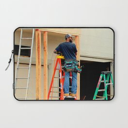The Ladder Of Choice Laptop Sleeve
