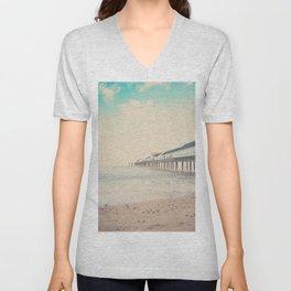 the sea ... Unisex V-Neck
