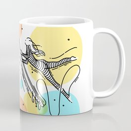 Tropical State of mind - Landscape - Color Coffee Mug