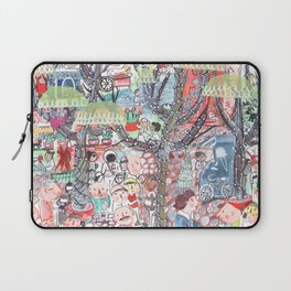 To Market To Market Laptop Sleeve