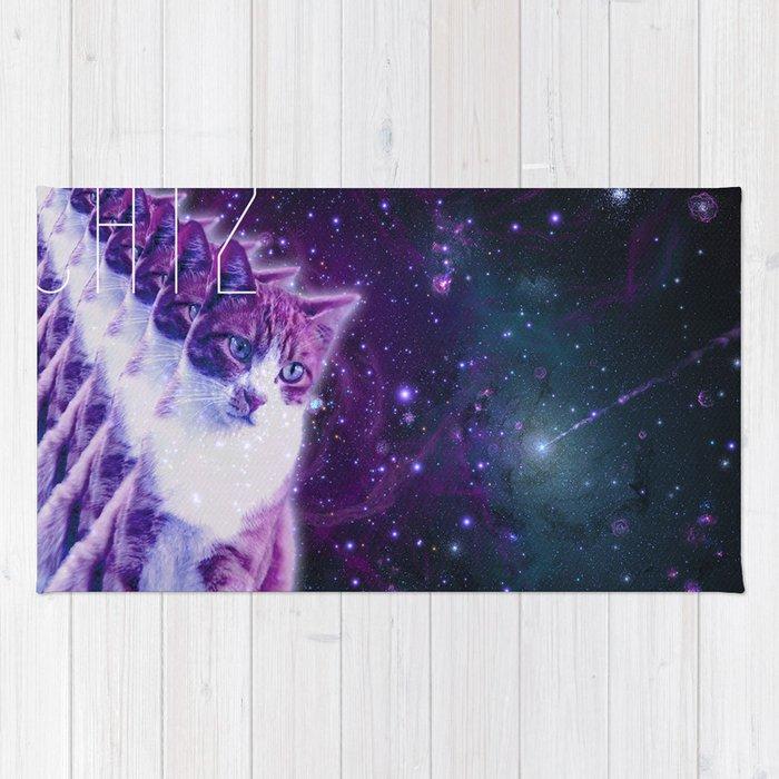 Galaxy Catz Rug