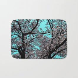 Hana Collection - Japanese Cherry Tree 'the Old one' Bath Mat