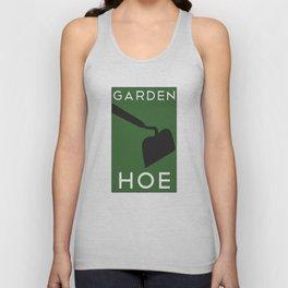 Garden Hoe Unisex Tank Top