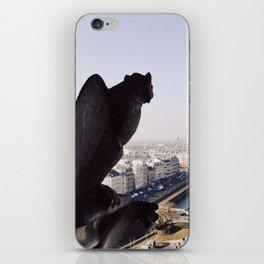 Gargoyle Left iPhone Skin