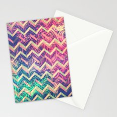 3D Chevron - for iphone Stationery Cards