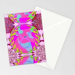 Taurus Bull Stationery Cards