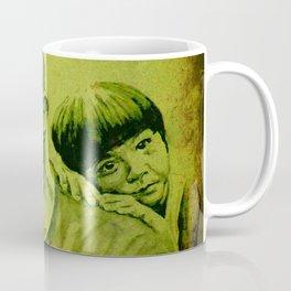 Marlon Brando and the girl Coffee Mug