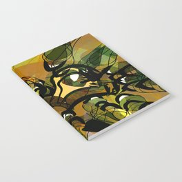 Moor Flower Notebook