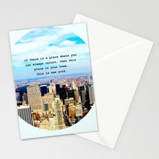 This is New York Stationery Cards