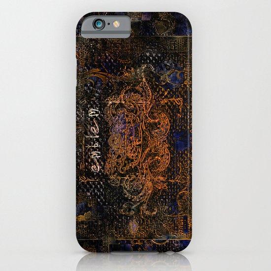 Emblem iPhone & iPod Case