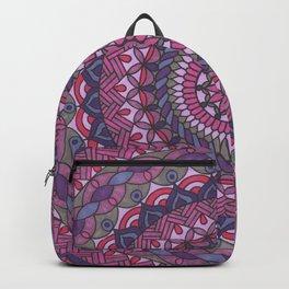 Plum Beautiful Backpack