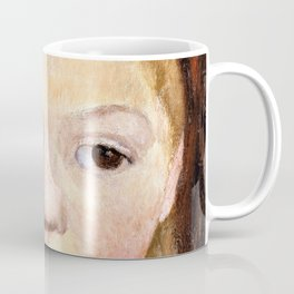 Head of a Girl - Paula Modersohn Becker Coffee Mug