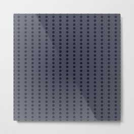 Perfect Dots IV Metal Print