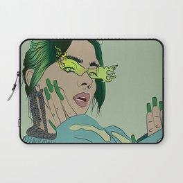 Billie Fan Art Laptop Sleeve