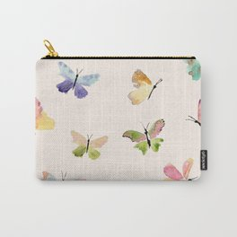 Beautiful Butterflies Carry-All Pouch