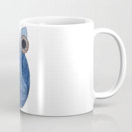 The Denim Owl Coffee Mug