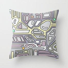 MIN11 Throw Pillow