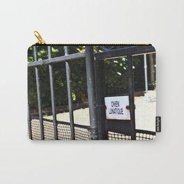 Chien Lunatique Carry-All Pouch