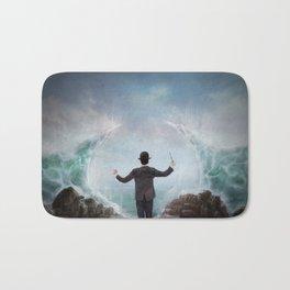 The Sea Conductor Bath Mat