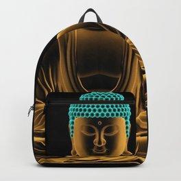 Buddha glow Backpack