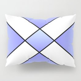 Saint andrew's cross 2- Pillow Sham