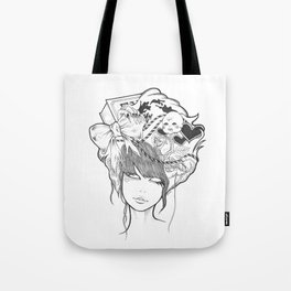 Becka Tote Bag