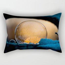 Captured Sunrise Rectangular Pillow