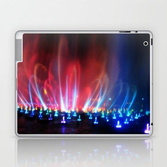 World Of Color II Laptop & iPad Skin