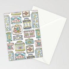 Tea Tins Stationery Cards