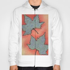 Autumn 2013 Drawing Meditation - color Hoody