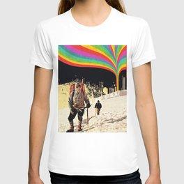 Rainbow Horizon T-shirt