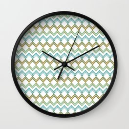 Souhwest Cheveron Wall Clock