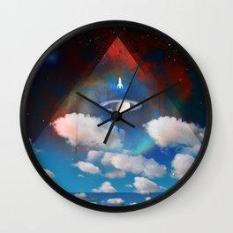 Cosmotron Wall Clock