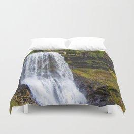 Dry Falls #2 Duvet Cover