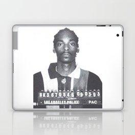 Snoop Dogg Mugshot  Laptop & iPad Skin