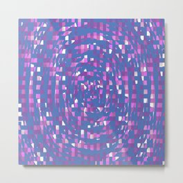 Abstract AA Metal Print
