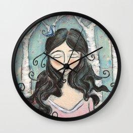 Emeline Wall Clock
