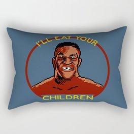 I'll Eat Your Children Rectangular Pillow
