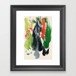 Desert Wash Framed Art Print