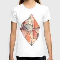 crystal T-shirts featuring Crystal  by Matt Smith