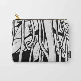Vines and Leaves Carry-All Pouch