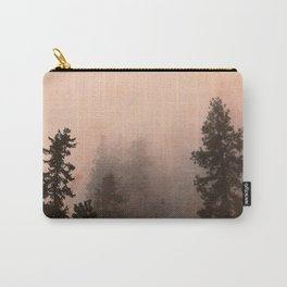 Deep in Thought - Forest Nature Photography Carry-All Pouch