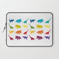 Dino Parade Laptop Sleeve