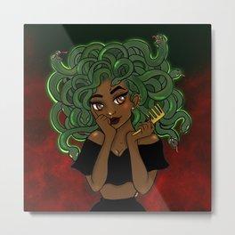 Medusas fro Metal Print